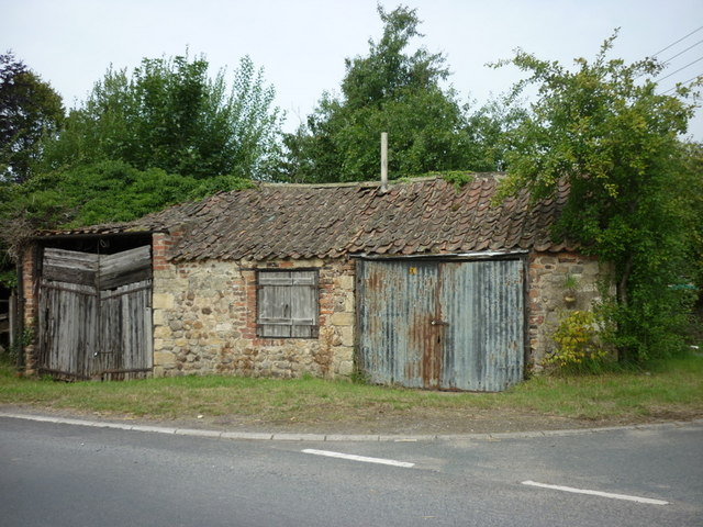 An old barn, Arkendale, North Yorkshire