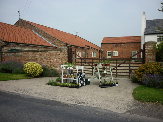 Moor House Farm on Moor Lane