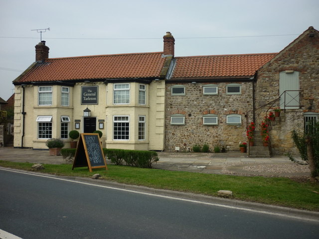 The General Tarleton, Ferrensby, North Yorkshire