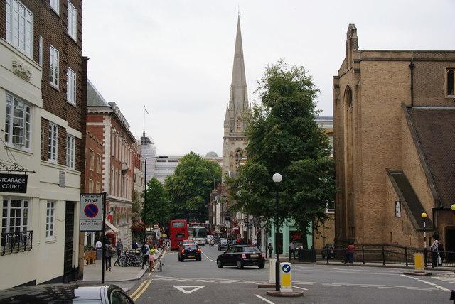 Church Street, Kensington