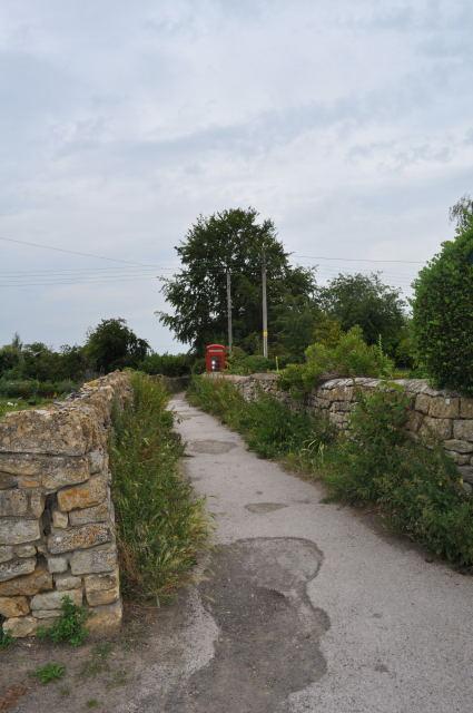 Public Telephone in Laverton