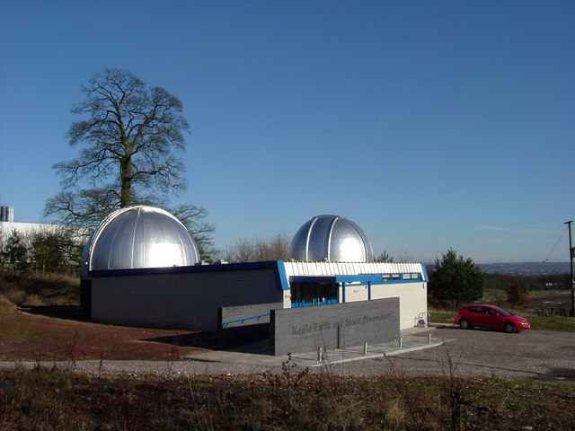 Keele Observatory Refurbished