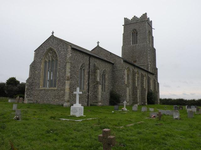 All Saints Church Walcott