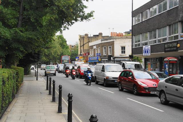 North End Road, West Kensington