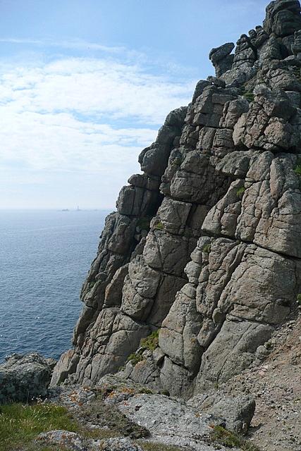 Rocks on Carn Boel
