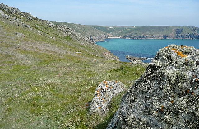 Towards Mill Bay