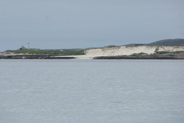 South end of Taransay (Tarasaigh)