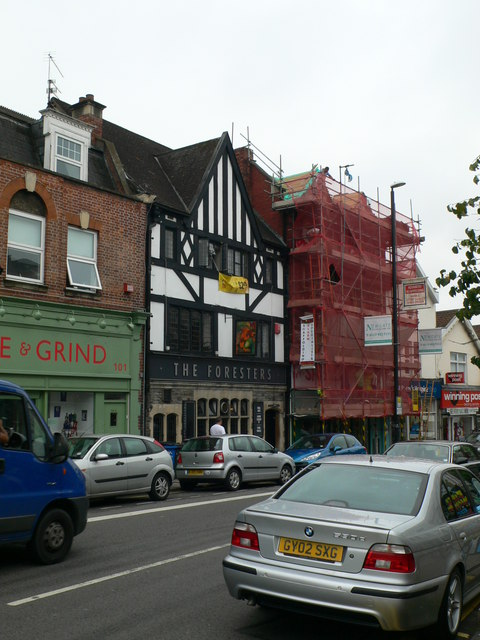 The Foresters, Gloucester Road