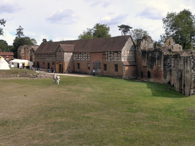 Kenilworth Castle, The Stables