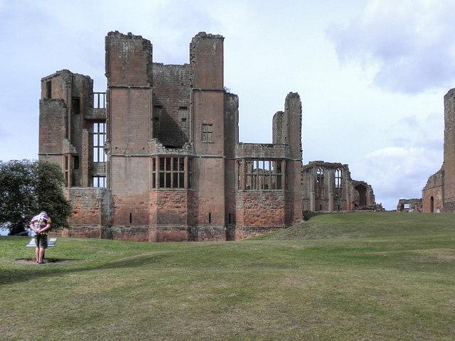 Kenilworth Castle Inner Court