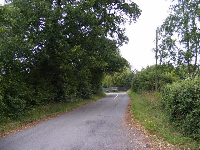 Manor Road, Clopton