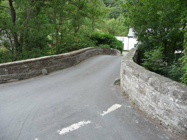 Llangenny Bridge