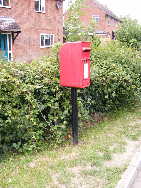 Shop Road Postbox