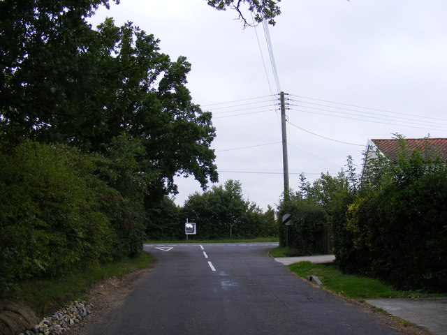Shop Road, Clopton