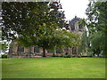 SJ7066 : St Michael and All Saints Church, Middlewich by Alexander P Kapp