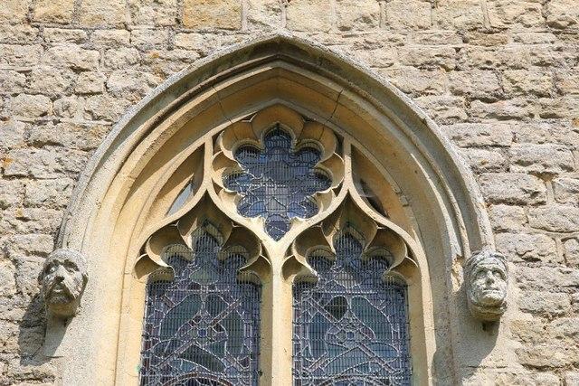 Nave window 3