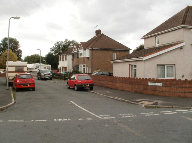 Thompson Close, Newport