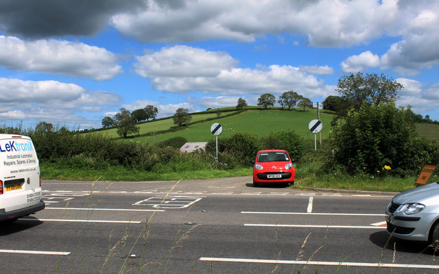 2011 : A371 south of Shepton Mallet