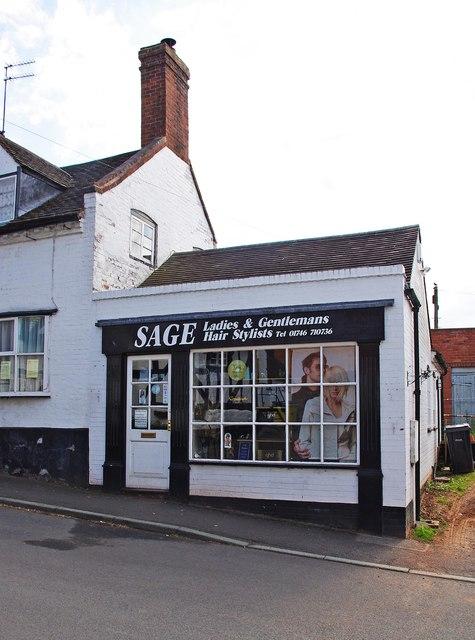 Sage Hair Studio, 4A High Street, Claverley