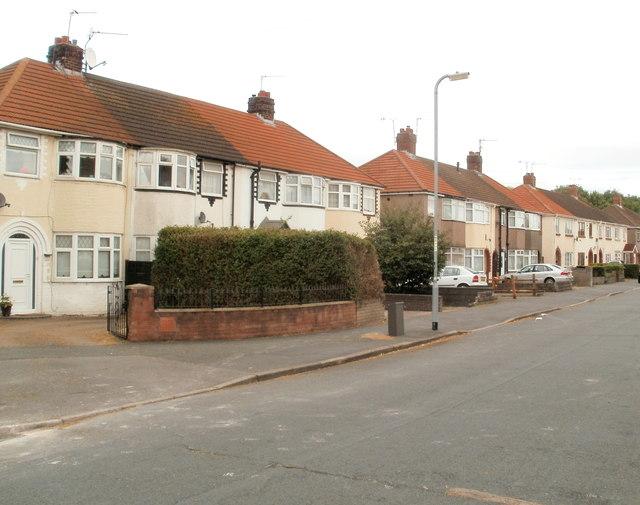 Thompson Avenue houses, Newport