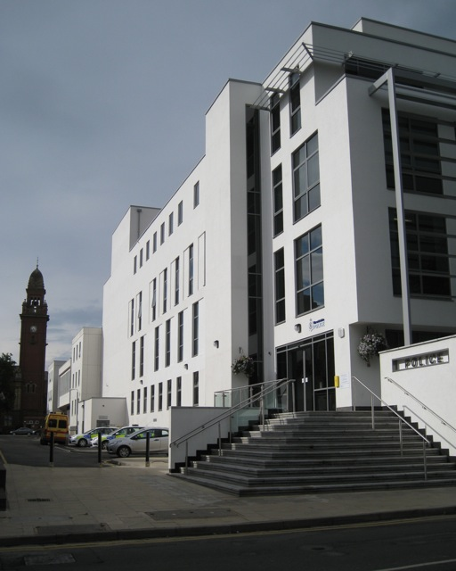 Warwickshire Justice Centre