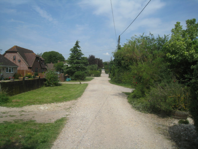 Sainfoin Lane