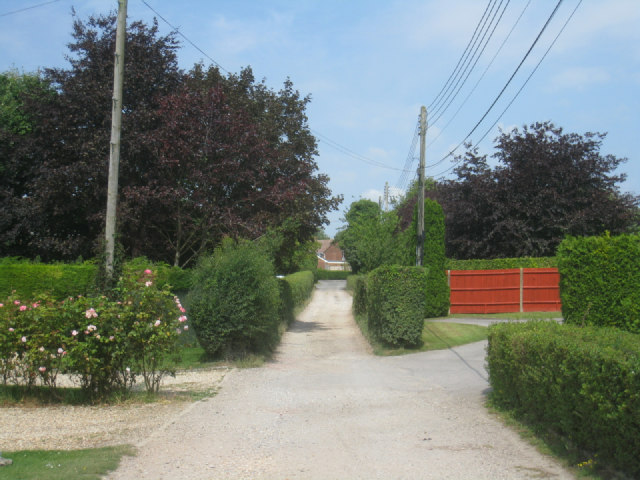 Sainfoin Lane - Oakley