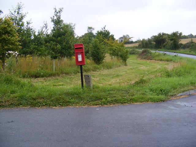 New Street Corner Postbox