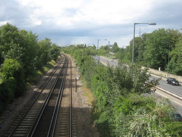 Railway to Belvedere