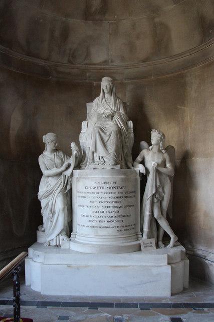 Monument to Elizabeth, Duchess of Buccleuch