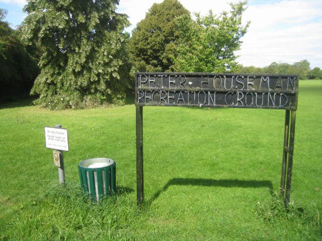 Peter Houseman Recreation Ground