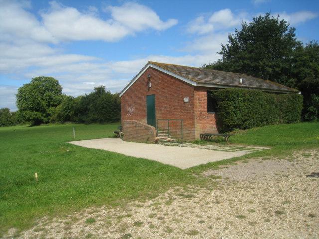 Club house- Peter Houseman recreation ground