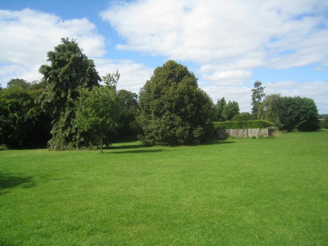Village recreation ground