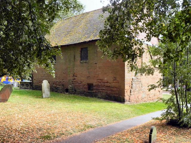 Kenilworth Abbey, The Barn