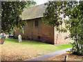 SP2872 : Kenilworth Abbey, The Barn by David Dixon