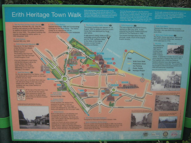Erith Heritage Town Walk
