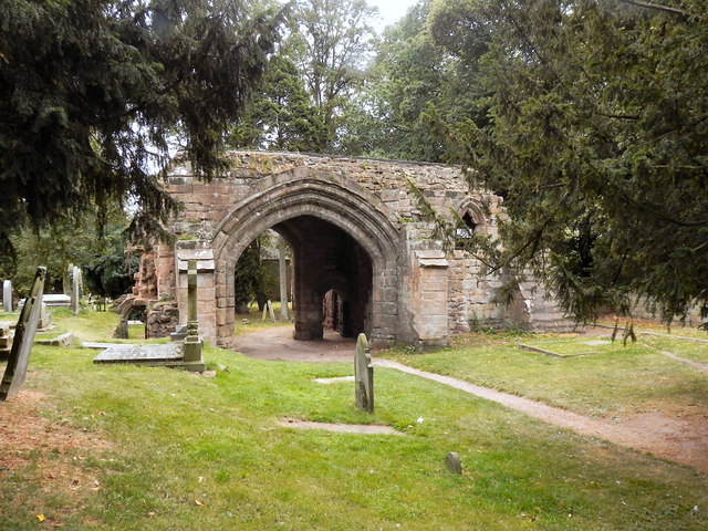 St Mary's Abbey Gatehouse
