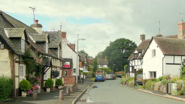 Woodseaves Road, Eardisley