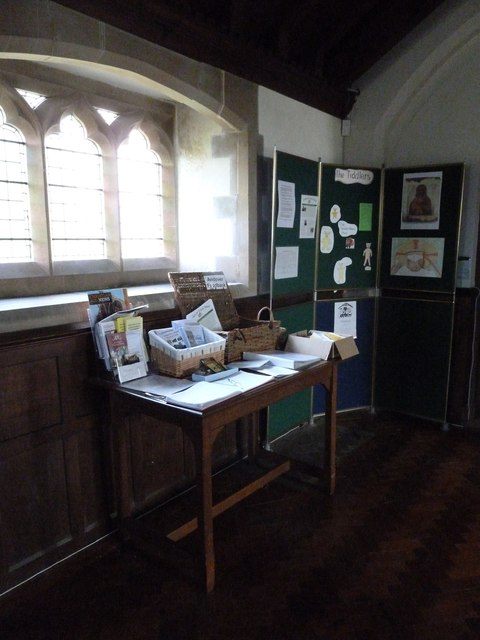 A warm welcome to All Saints, Upper Clatford
