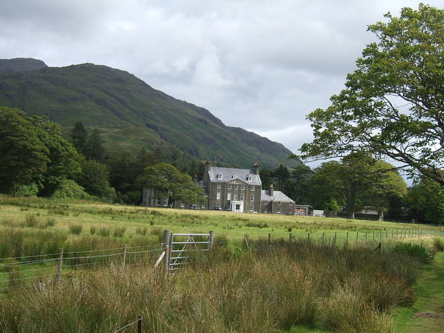 Lochbuie House