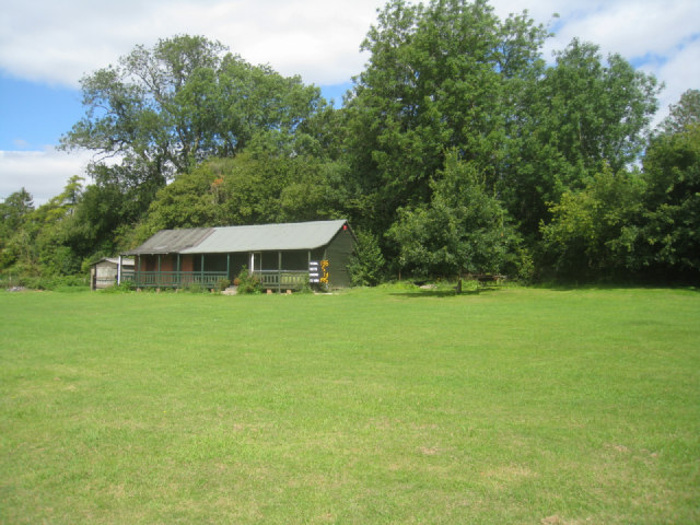 Oakley Cricket Pavilion