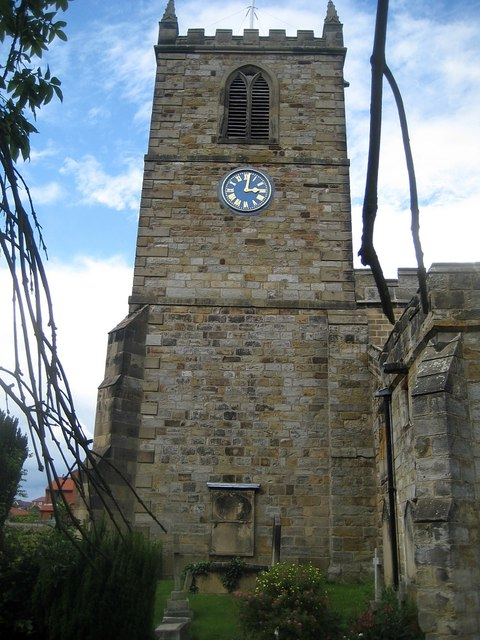 All Saints, tower
