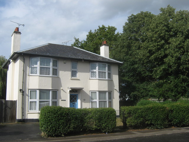 The Rectory, Slade Green