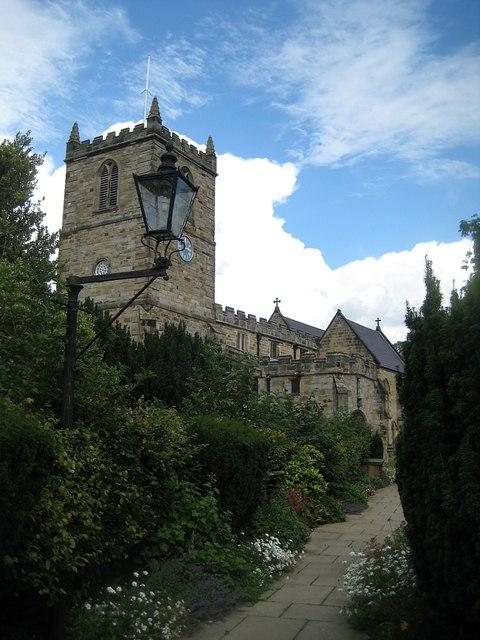 All Saints Church, Church Street