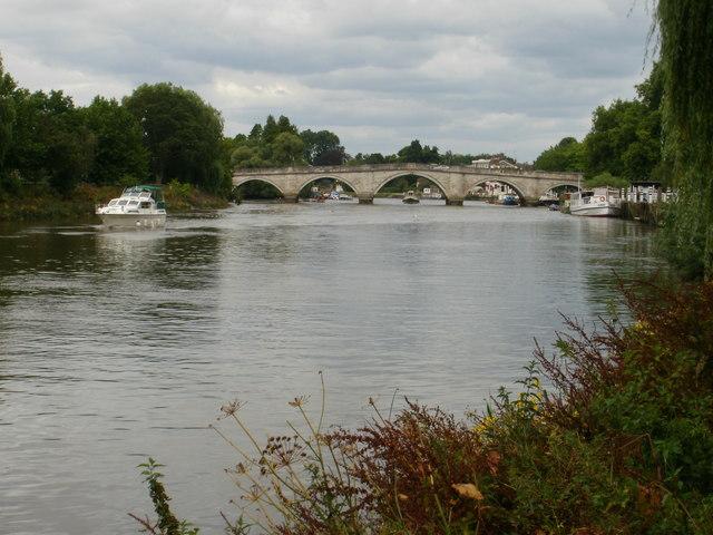River at Richmond upon Thames