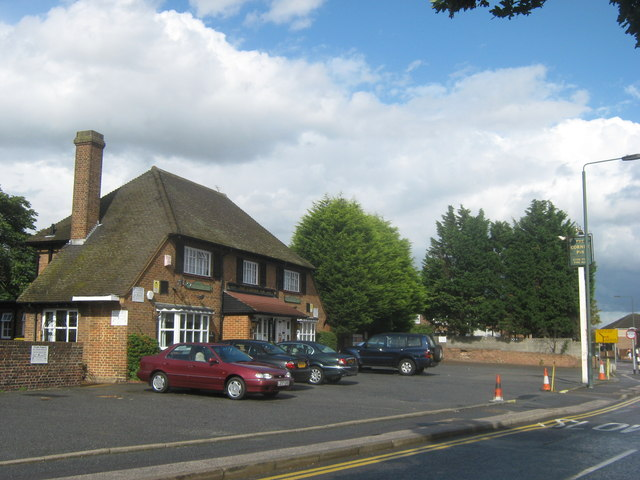The Corner Pin Public House, Slade Green