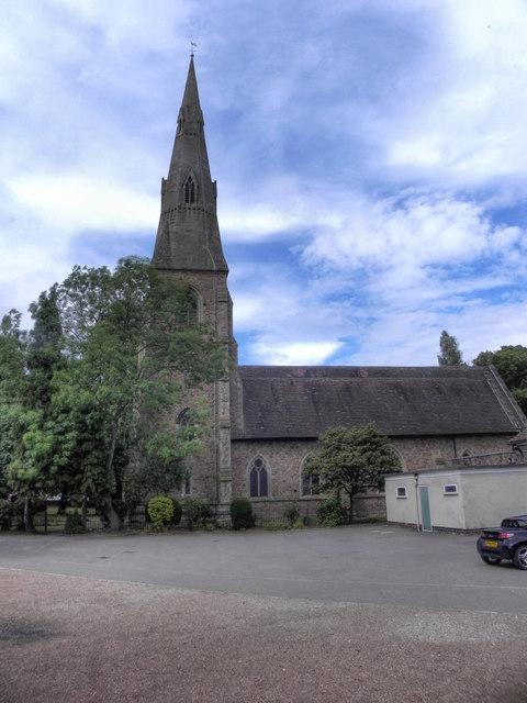 St John's Parish Church, Kenilworth