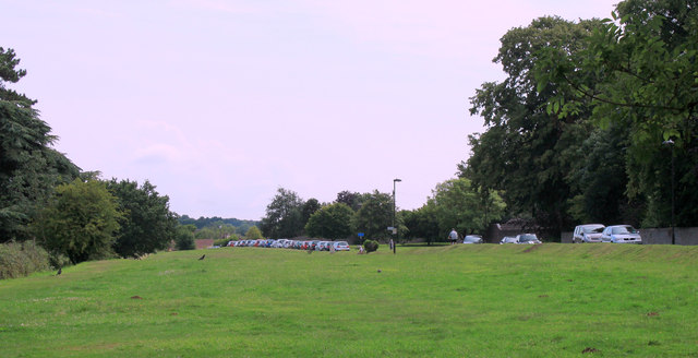 2011 : Northern corner of Frenchay Common