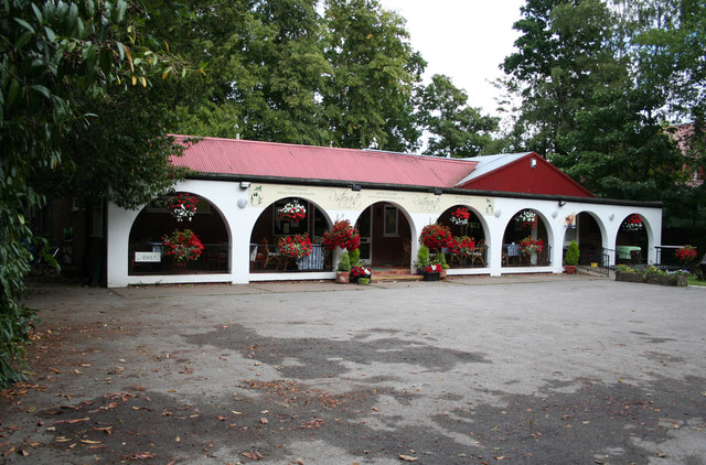 Ristorante il Parco (Tea House in the Woods)