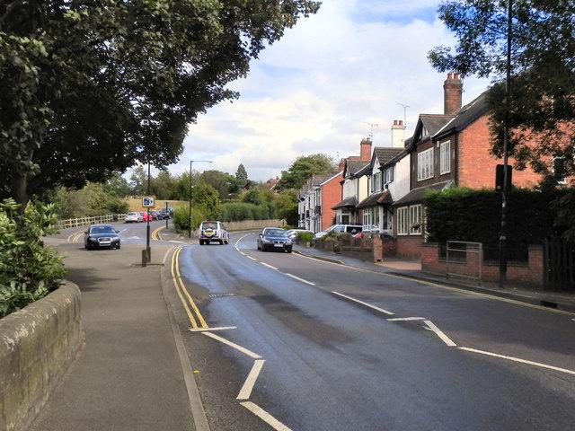 Castle Road, Kenilworth